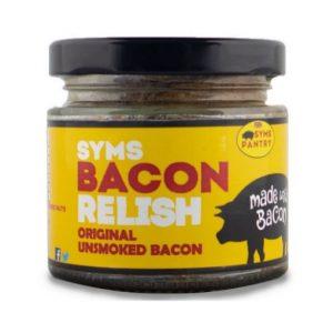 syms pantry, original bacon relish