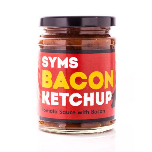 product bacon ketchup